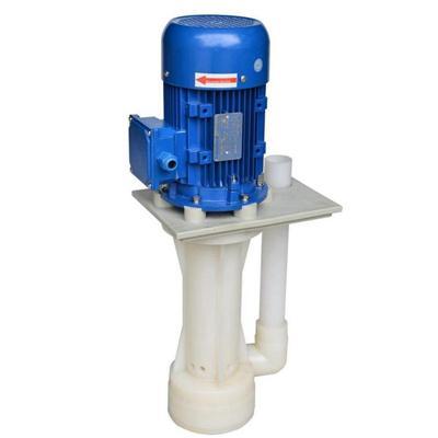 CS型铁氟龙立式泵(1-3HP)