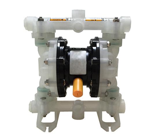 CA型 气动双隔膜泵浦